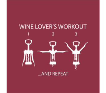 ppd� Wine Lover's Workout in Moorhead MN, Country Greenery