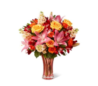 The FTD Touch of Spring Bouquet in Lebanon OH, Aretz Designs Uniquely Yours