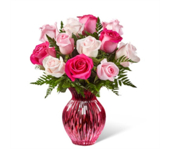 The FTD Happy Spring Mixed RoseBouquet in Lebanon OH, Aretz Designs Uniquely Yours