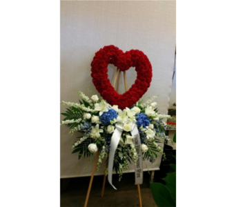 Forever Heart  in Rancho Palos Verdes CA, JC Florist & Gifts