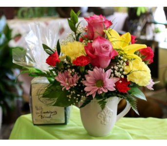 Coffee Lover's Mug in Williamsburg VA, Morrison's Flowers & Gifts