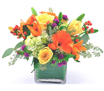 Passionate About Flowers in Spartanburg SC, A-Arrangement Florist