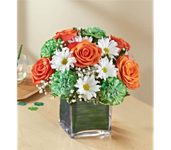 Irish Blessings Bouquet in Palm Coast FL, Garden Of Eden