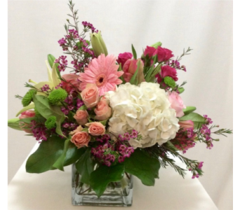 Spring Chic  in Atlanta GA, Dan Martin Flowers