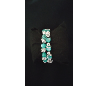 Ball and Ring Turquoise in Richland MI, Bloomers