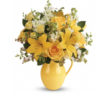 Sunny Outlook Bouquet in Smyrna GA, Floral Creations Florist