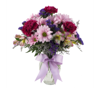 Lavender Meadows Bouquet in Southfield MI, Thrifty Florist