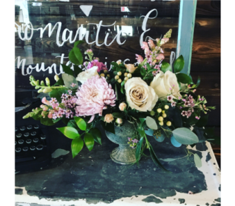 Spring Perfection in Cranbrook BC, M J's Floral Boutique
