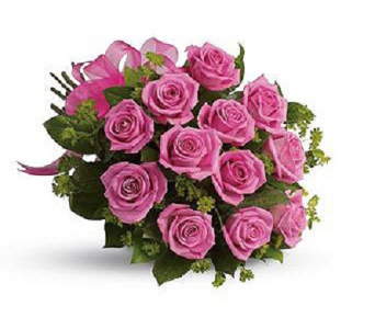 Pink Roses in Kelowna BC, Bloomers Floral Designs & Gifts, Ltd.