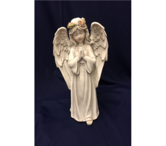 Sacred Angel in Dearborn MI, Fisher's Flower Shop