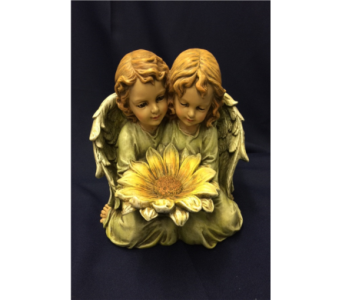 Twin Angels  in Dearborn MI, Fisher's Flower Shop