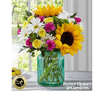 FTD� proudly presents the Better Homes and Gardens in Manchester MD, Main St Florist Of Manchester, LLC