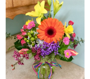 Make Me Happy in Vero Beach FL, Artistic First Florist