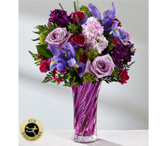 The FTD� Spring Garden� Bouquet in Chelsea MI, Chelsea Village Flowers