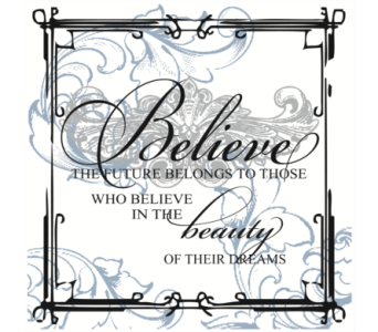 Believe in Isanti MN, Elaine's Flowers & Gifts