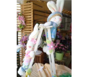 Dehn's Bunnies! in Saratoga Springs NY, Dehn's Flowers & Greenhouses, Inc