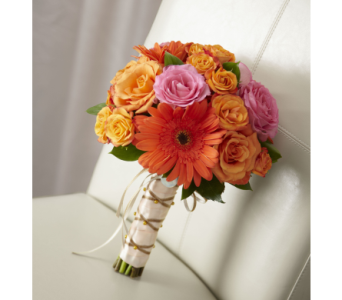 Orange Weddings 59 in Albuquerque NM, Silver Springs Floral & Gift