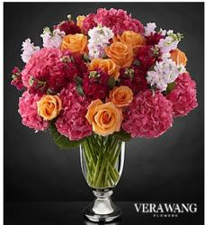 Vera Wang Astonishing Luxury in St. Petersburg FL, Artistic Flowers
