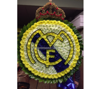 Real Madrid Soccer Club in Jersey City NJ, Entenmann's Florist