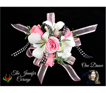 The Jennifer Corsage in Indianapolis IN, Steve's Flowers and Gifts