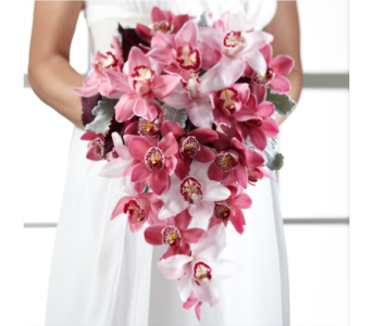 Pink Garden Wedding 1 in Albuquerque NM, Silver Springs Floral & Gift