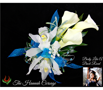 The Hannah Corsage in Indianapolis IN, Steve's Flowers and Gifts