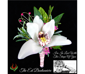 The Ed Boutonniere in Indianapolis IN, Steve's Flowers and Gifts
