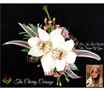 The Cherry Corsage in Indianapolis IN, Steve's Flowers and Gifts