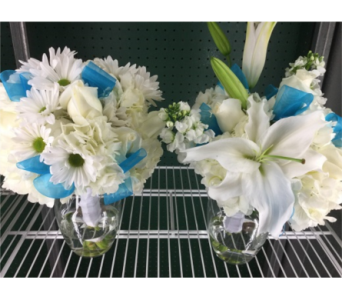 Beach Wedding in Vero Beach FL, Artistic First Florist