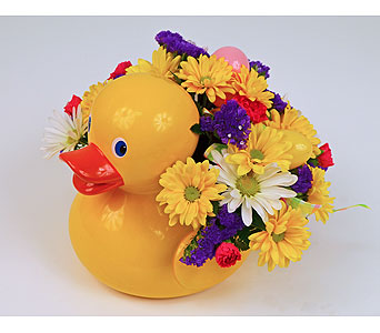 Easter Ducky in Indianapolis IN, Gillespie Florists