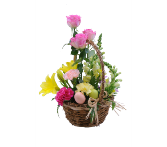 Easter Basket in Fort Pierce FL, Giordano's Floral Creations