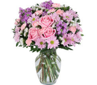Tickled Pink in Markham ON, Freshland Flowers