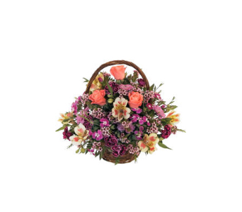 Cheerful Basket in Markham ON, Freshland Flowers