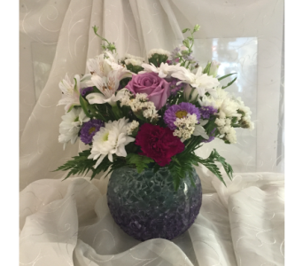 Always Amethyst in Markham ON, Freshland Flowers