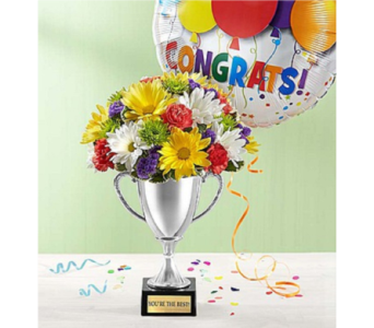 Trophy Bouquet You�re The Best in Huntington WV, Archer's Flowers, Inc.