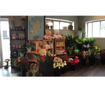 Picture1 in Royal Oak MI, Irish Rose Flower Shop