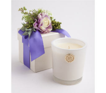 French Lavender Candle  in Little Rock AR, Tipton & Hurst, Inc.