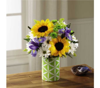 The FTD� Sunflower Sweetness� Bouquet in Norfolk VA, The Sunflower Florist