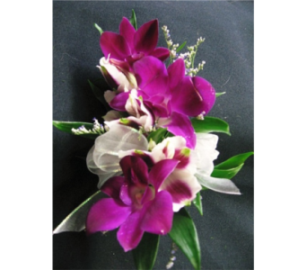 Elegant Corsage in Geneva NY, Don's Own Flower Shop