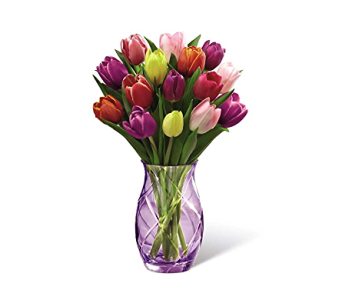 The FTD Spring Tulip Bouquet in Elk Grove Village IL, Berthold's Floral, Gift & Garden