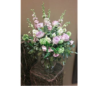 Lavender Wishes in Lawrenceville GA, Country Garden Florist
