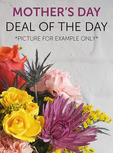 Mother's Day Deal of the Day in Raleigh NC, Fallon's Flowers