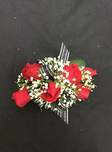Red Rose Corsage in Augusta GA, Martina's Flowers & Gifts