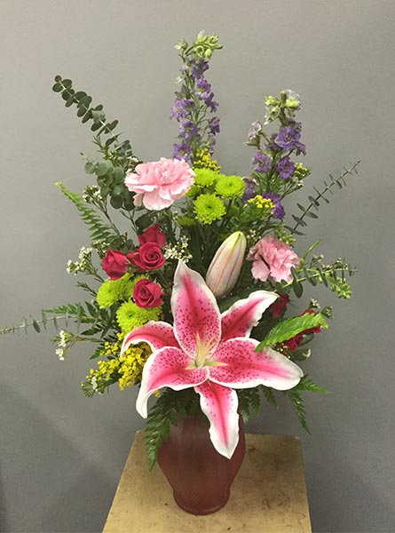 Mother's Touch in Arlington Heights IL, Sylvia's - Amlings Flowers