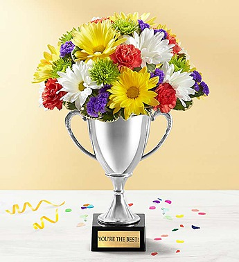 Trophy Bouquet to say Thank You in El Cajon CA, Conroy's