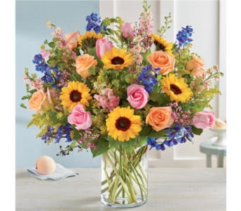 French Country Garden Bouquet in Pittsburgh PA, Eiseltown Flowers & Gifts