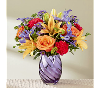 The FTD Make Today Shine Bouquet in Murrells Inlet SC, Callas in the Inlet