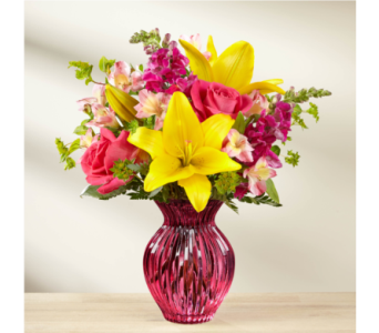 The FTD Happy Spring Bouquet in Southfield MI, Thrifty Florist