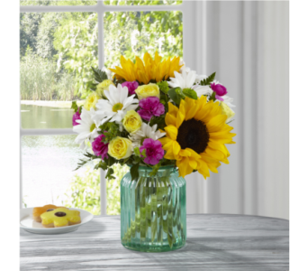 The FTD Sunlit Meadows by Better Homes and Gardens in Southfield MI, Thrifty Florist