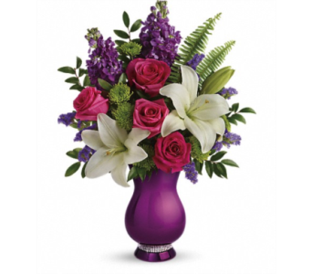 Sparkle And Shine Bouquet in Smyrna GA, Floral Creations Florist